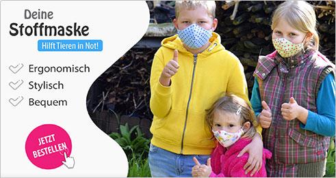 Baumwollmasken kaufen Stoffmasken online bestellen