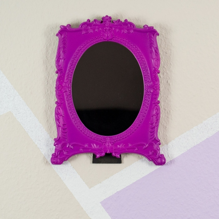 silly gifts spiegel barock lila w schek rbe badzubeh r art nr sy100664. Black Bedroom Furniture Sets. Home Design Ideas