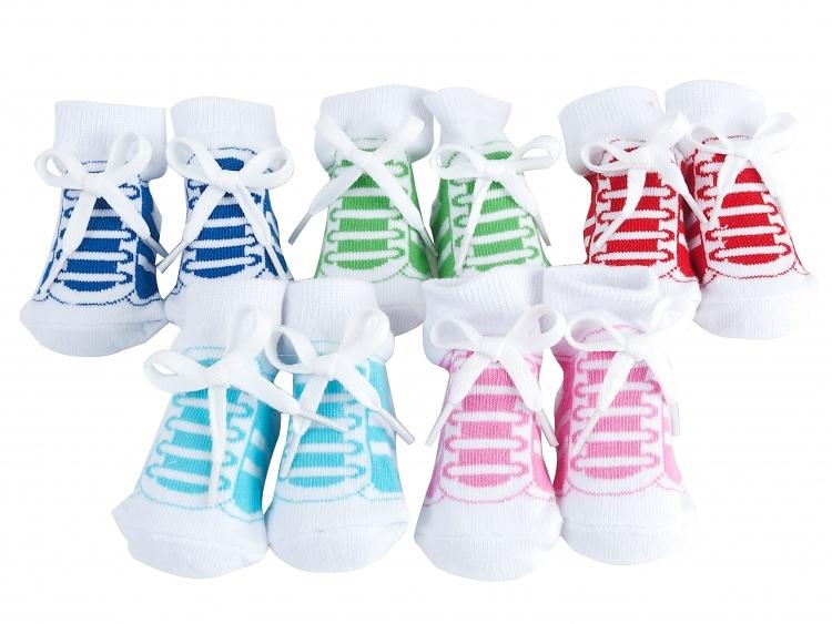 JIP Babysocken Turnschuh Kinderwaschlappen