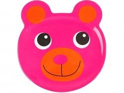 JIP Kinderteller Bär pink