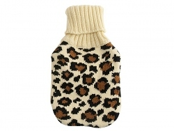 Wanted Wärmflasche Leopard-Look