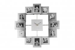 Presenttime Bilderrahmenuhr Family Time