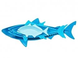 Silly Gifts Schalen-Set Fische blau 4-tlg.