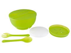 Presenttime Salatschüssel-Set grün