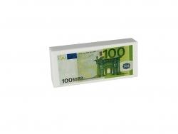 Radiergummi 100 Euro Banknote