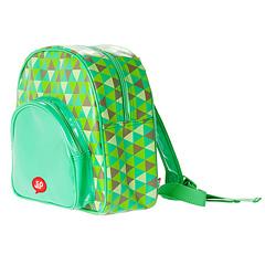 JIP Kinderrucksack Geometrie grün