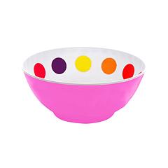 Presenttime Schale Multi Dot pink