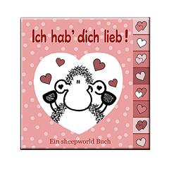 Sheepworld Buch Ich hab dich lieb
