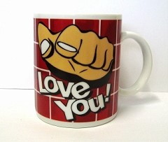 Tasse Comic Love - Love You