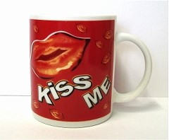 Tasse Comic Love - Kiss Me
