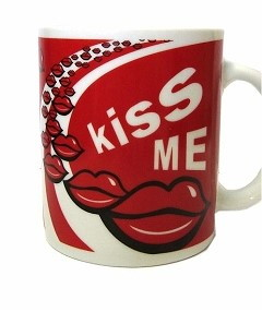 Tasse Comic Love - Kisses