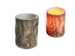 LED-Kerze Baum
