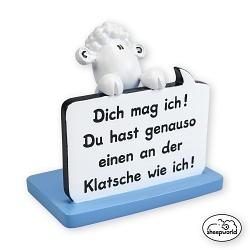 Sheepworld Fotohalter Klatsche