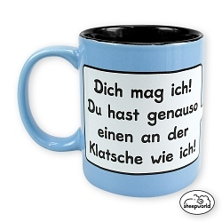 Sheepworld Tasse Klatsche