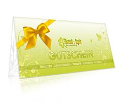 Geschenk-Gutschein 125 EUR