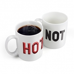Fred Kaffeetasse Hot or Not