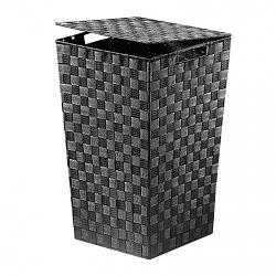 Wäschekorb schwarz