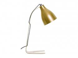 Leitmotiv Tischlampe Barefoot gold messing