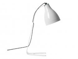 Leitmotiv Tischlampe Barefoot weiß