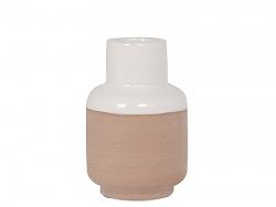 Presenttime Vase native weiß
