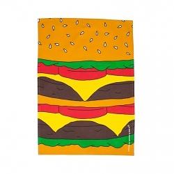 Woouf Geschirrtuch Burger