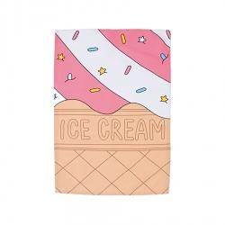 Woouf Geschirrtuch Ice Cream