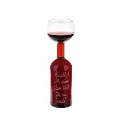 Invotis XL Weinglas-Flasche