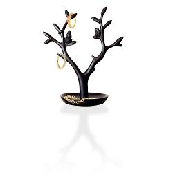 Invotis Schmuckständer Baum & Vogel