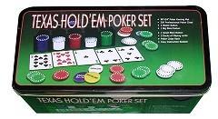 Poker-Set Texas Holdem