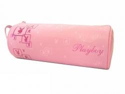Playboy Funny Bunny Federtasche rund rosa