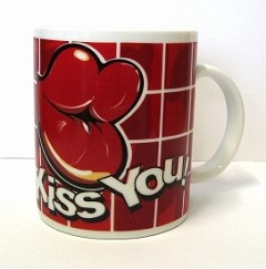 Tasse Comic Love - Kiss You