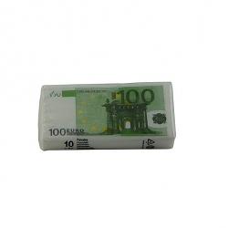 Taschentücher 100 Euro-Scheine