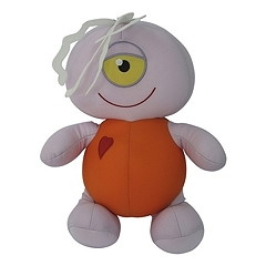 Voodoo Puppe Cyclops