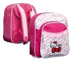 Hello Kitty Kinder-Rucksack pink