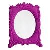 Silly Gifts Spiegel Barock lila