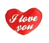 Herzkissen I Love You 33cm