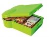 Presenttime Brotdose Sandwich grün