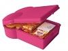 Presenttime Brotdose Sandwich pink