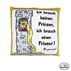 Sheepworld Plüschkissen Rapunzel