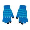 Silly Gifts iTouch Handschuhe YOLO blau/aqua