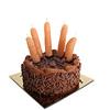 Kerzenset 5 Finger hautfarben