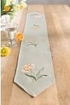 Tischband Tulpen