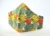 Stoffmaske Palmenblätter mit verstellbaren Gummibändern *fast ausverkauft*