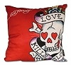 Ed Hardy Kissen Love Kills Slowly rot